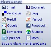 Save & Share